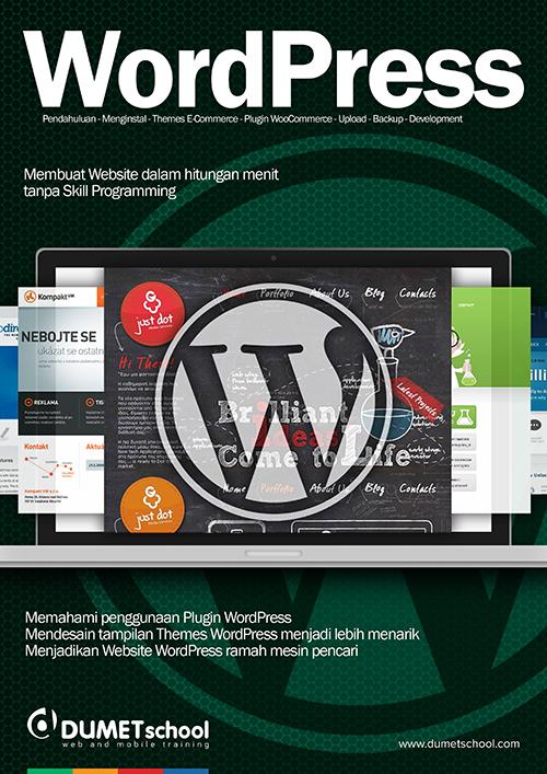 Kursus WordPress DUMET School
