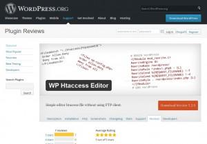 Cara Edit .Htacces Menggunakan Plugin Wp Htacces Editor