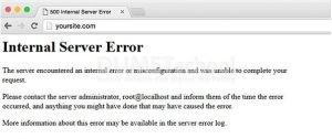 Cara Mengatasi Beberapa Error yang Ada Pada WordPress