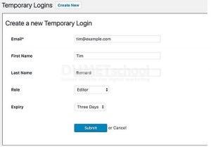 Cara Membuat Login Sementara Tanpa Password di WordPress