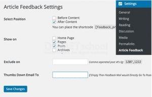 Cara Agar Dapat Feedback yang Cepat Pada Artikel di WordPress