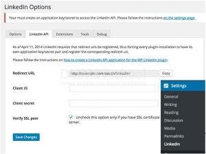 Cara Menambahkan Profil LinkedIn ke Situs WordPress