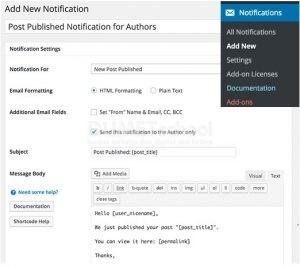 Cara Mengirim Email ke Penulis Ketika Artikel Sudah Dipublikasikan