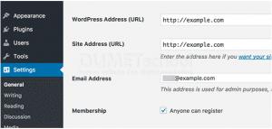 Cara Memperbarui URL Saat Memindahkan Situs WordPress