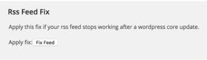 Cara Memperbaiki Kesalahan RSS Feed WordPress