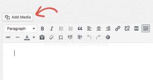 Cara Menambahkan Animas GIF DI WordPress Dengan Benar